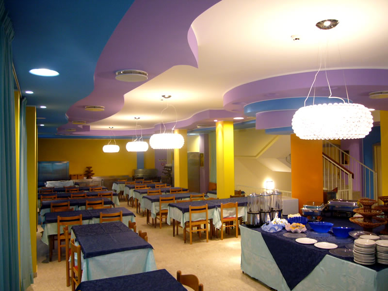 Sala da pranzo principale